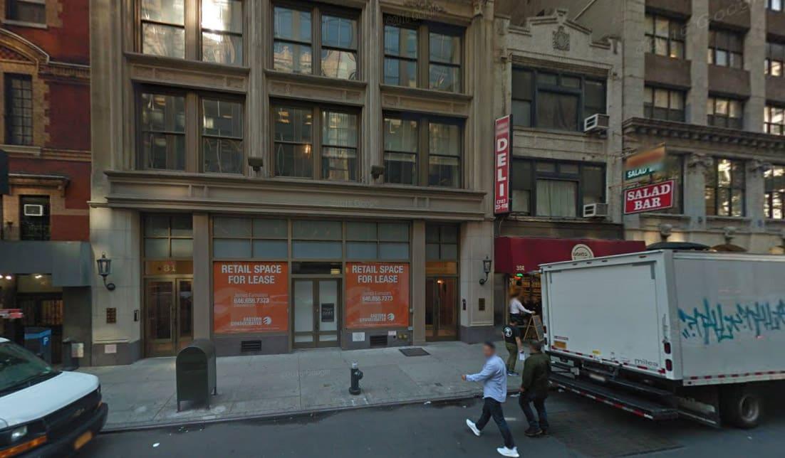 31 E 28th St, New York, NY 10016, USA