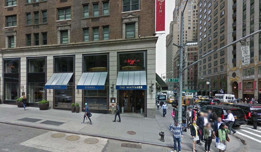 Buckingham Hotel AKA Quin Hotel 101 West 57th Street New York, NY