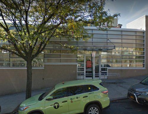 High Bridge Library, Bronx NY