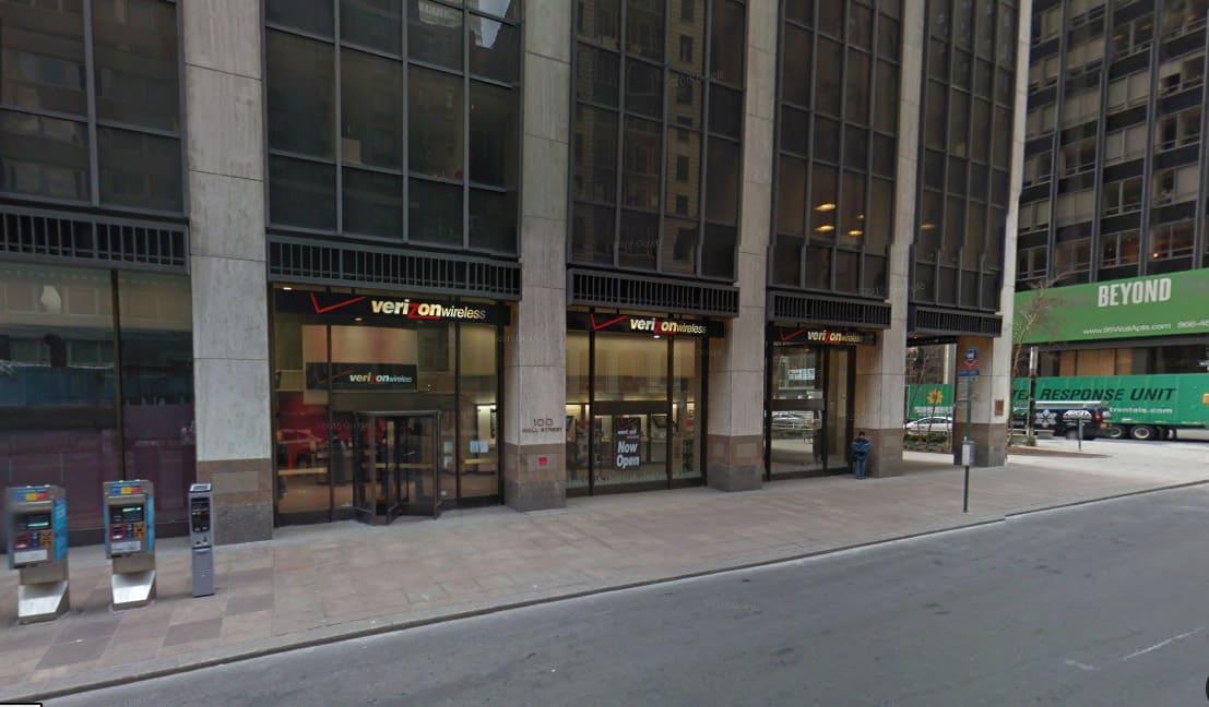 Verizon 220 South Street NY, NY
