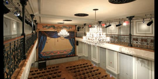 Bohemian National Hall, 321 East 73rd St., New York, NY 10021