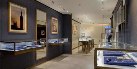 DeBeers, 716 Madison Ave., New York, NY 10065