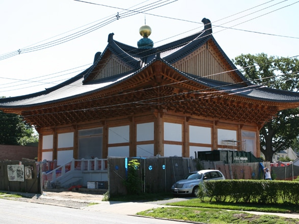 Han-Ma-Um Soen Center, 145-20 Bayside Avenue, Flushing, NY - Inter Connection Electric