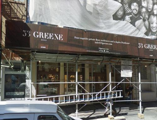 53 Greene Street Manhattan NY 10013 High End Condominiums (6 units)