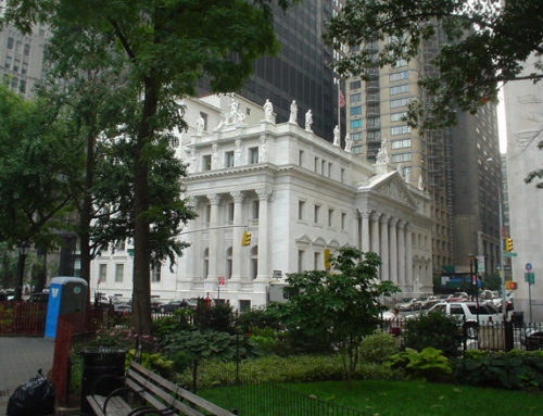 Appellate Court Manhattan NY