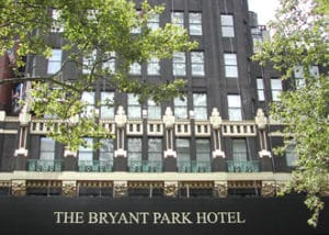 Bryant Park Hotel, New York, NY - Inter Connection Electric