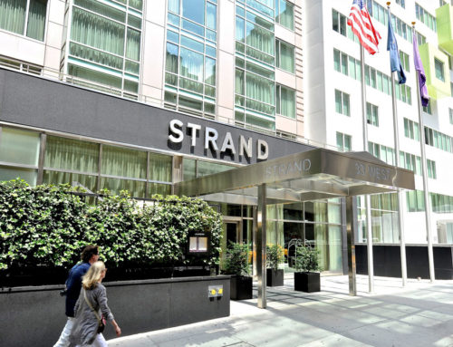 Strand Hotel 33 West 37th Street New York NY