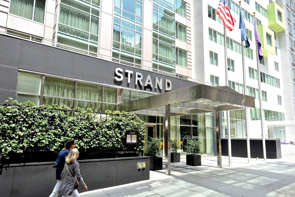 Strand Hotel 33 West 37th Street New York NY - Inter Connection Electric