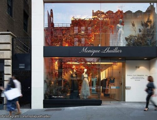 Monique Lhuillier Boutique NYC