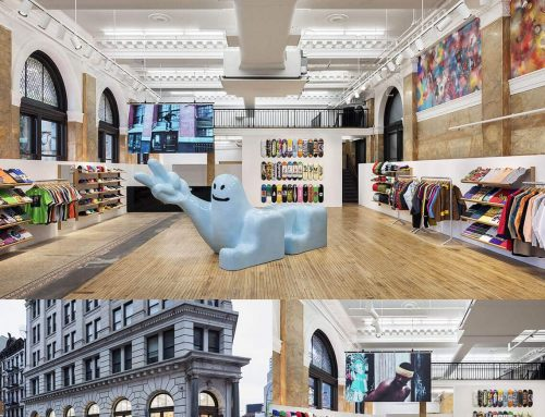 Supreme Retail Store – 190 Bowery 10012, NYC