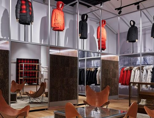 Woolrich New York City Retail Store