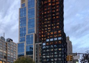 High-End Condominium Building 111 Varick Street, New York, NY - Inter Connection Electric Project